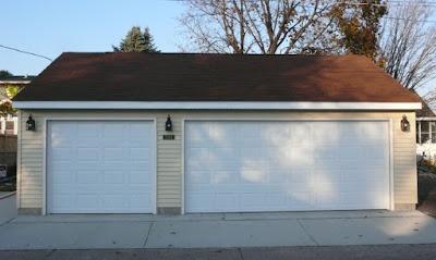 model garasi mobil minimalis terbaru