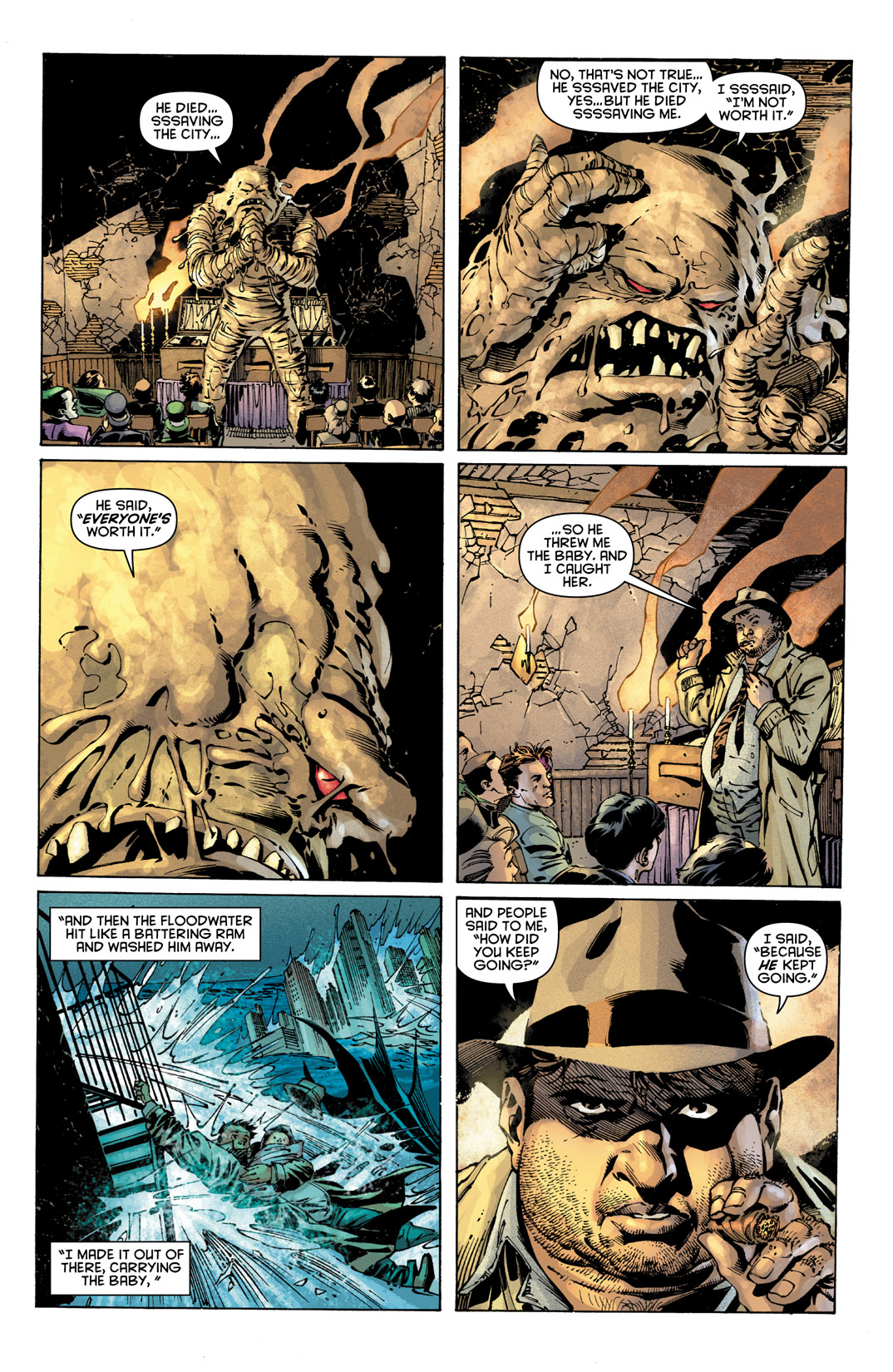 Detective Comics (1937) 853 Page 6