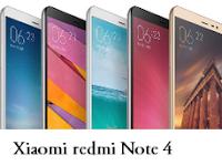 Kajian Telefon Xiaomi Redmi Note 4