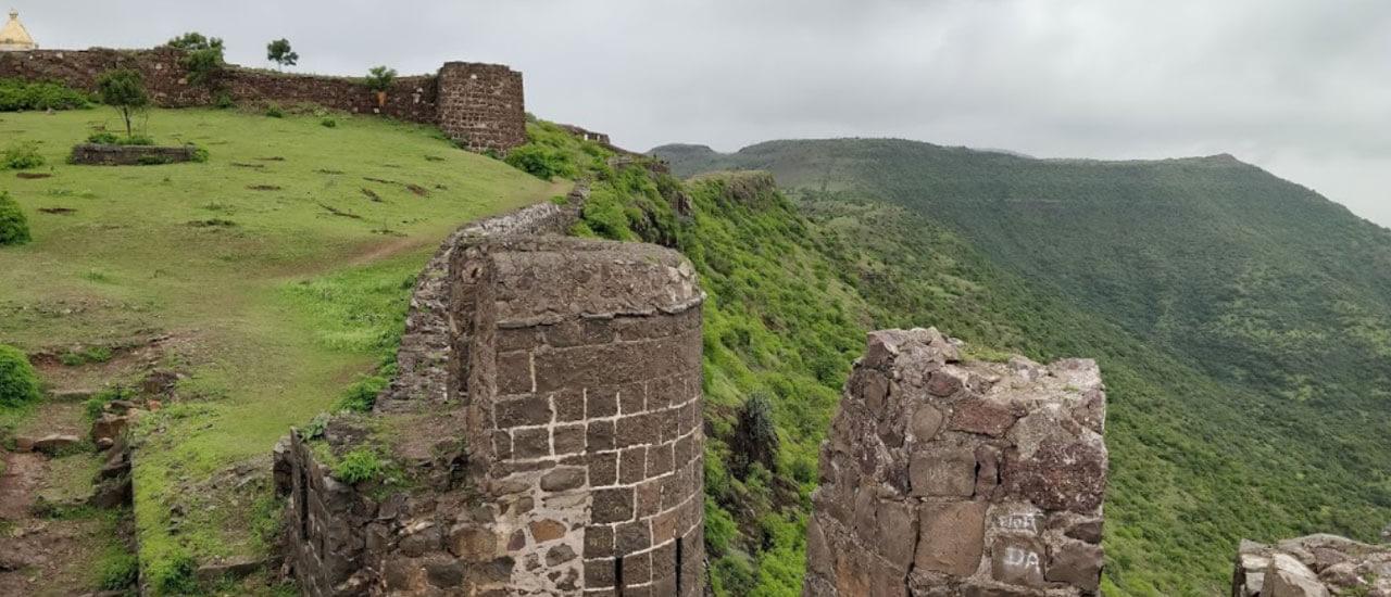 मल्हारगड किल्ला - Malhargad Fort