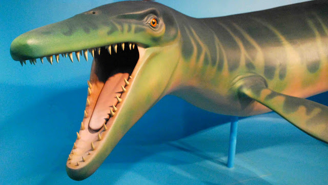 ARTS&FOOD: The REAL Jurassic Park: Dinosaurs at the ...