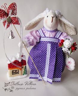 символ 2015, овечка Волковой Светланы