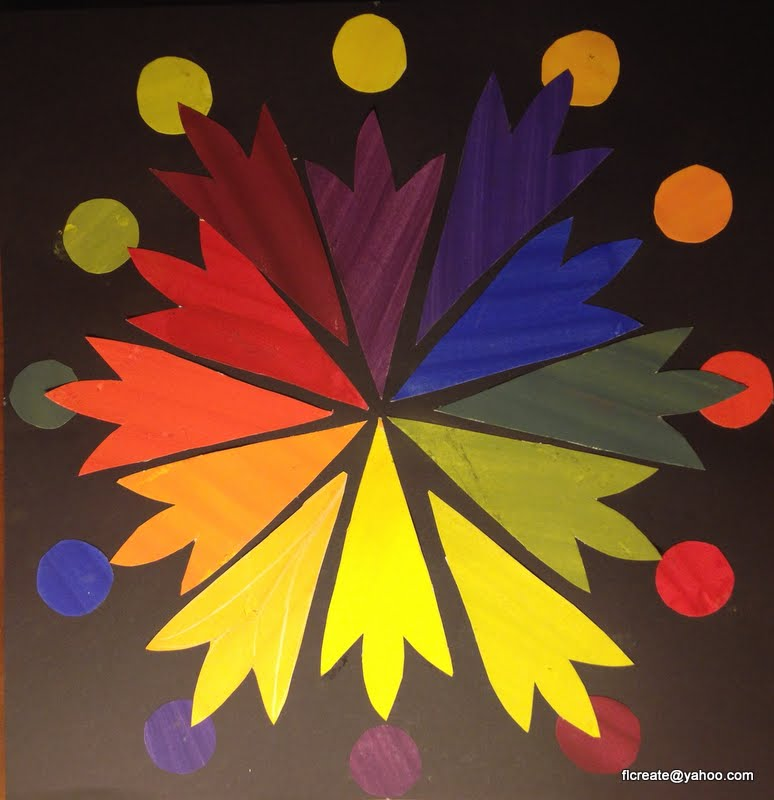 Color Wheel Fun