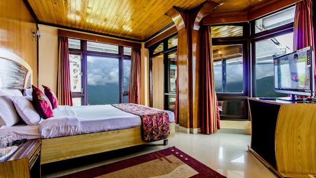 central nirvana resort darjeeling best price