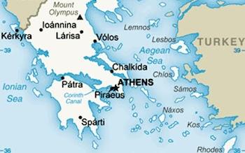9d42e86bc Ο χάρτης της CIA για την Ελλάδα δεν συμπεριλαμβάνει το Καστελόριζο