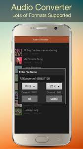 تحميل تطبيق Audio MP3 Cutter Mix Converter,