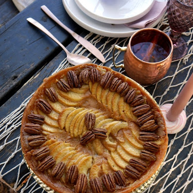 Apple and Frangipane Tart Recipe