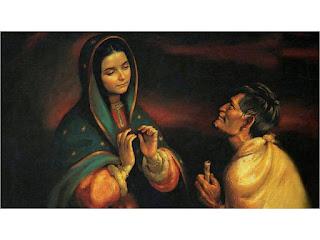 Guadalupe e Juan Diego