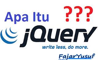 Mengenal Lebih jQuery