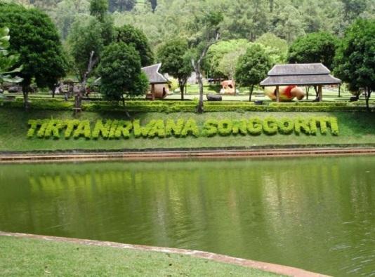 Tempat Wisata Populer Di Indonesia Obyek Wisata Tirta Nirwana
