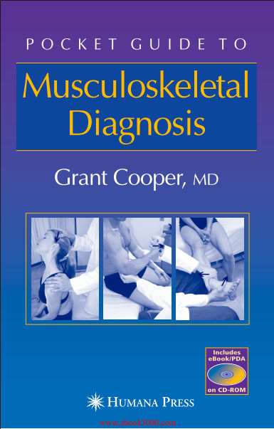 Pocket Guide to Musculoskeletal Diagnosis (Sep 8, 2009)