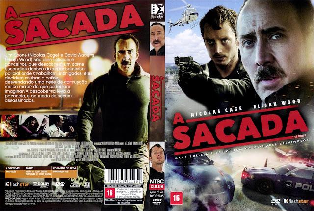 Capa DVD A Sacada