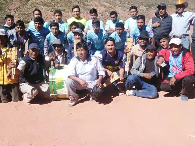 Oster Turnier 2019 auf dem Natursportplatz in Esmoraca Bolivien