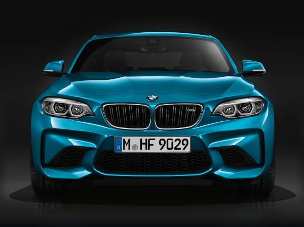 Nova BMW M2 Coupé: fotos, informações e preço - Brasil