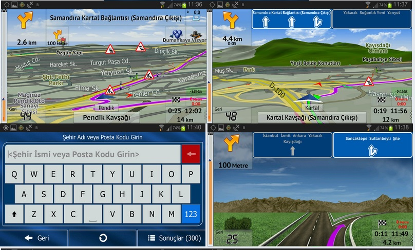 android igo navigasyon ücretsiz indir