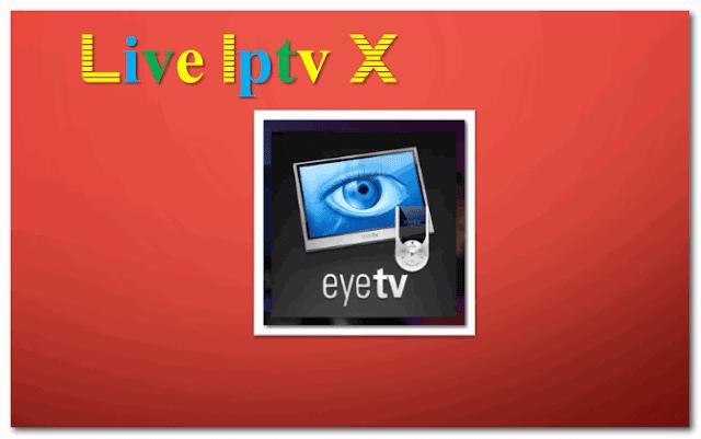EyeTV parser live tv addon