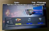 Service TV Panasonic Gading Serpong