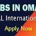 Job Opportunities in Oman | JAL International - Apply Now