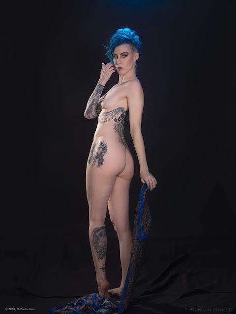 Comic Book Girl 21 bikini