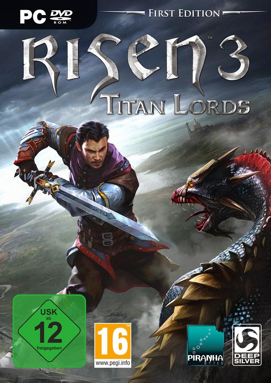 Risen 2 Titan Lords