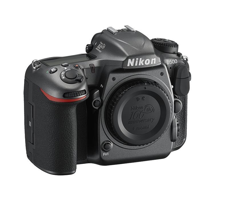 Юбилейная версия Nikon D500
