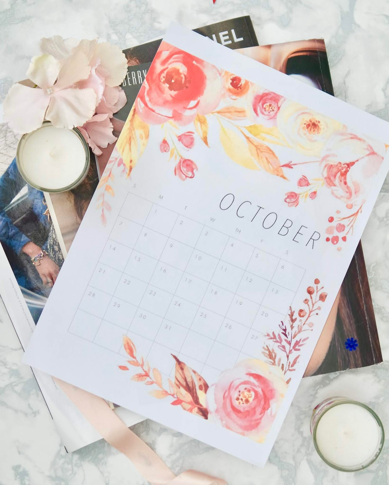 October 2018 - A Month Of New Beginnings