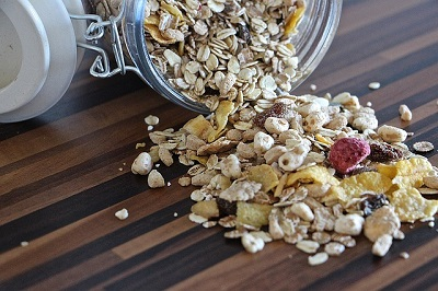 (Formulas) Five Higher Fiber Oats Breakfasts
