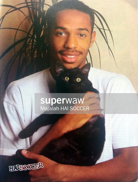 Pin up Thierry Henry