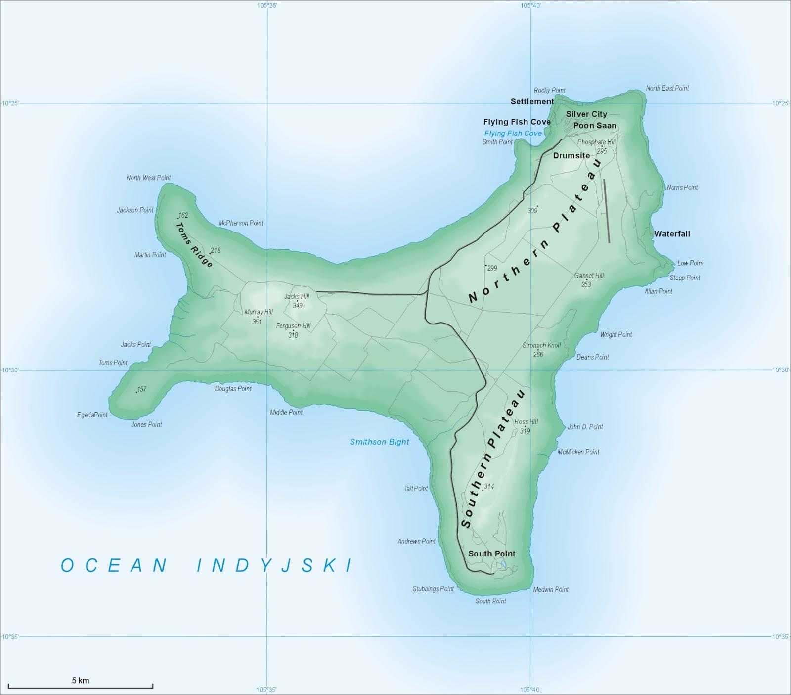 Ilha Christmas ou Ilha do Natal | Austrália