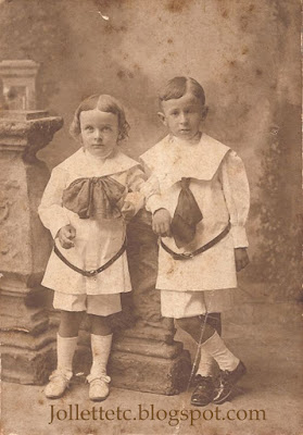 Possibly John and Matthew Glynn http://jollettetc.blogspot.com