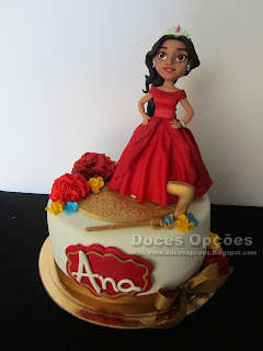 cake Elena of Avalor disney