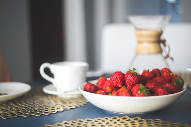 la mattina e la colazione