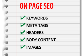 Point SEO OnPage Blog atau Website