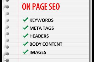 Point SEO OnPage Blog atau Website