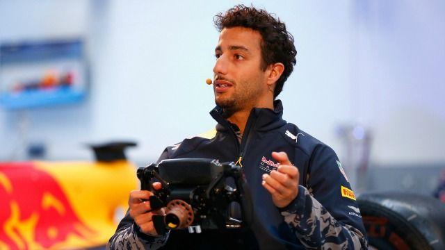 Ricciardo ingin 'Balas Dendam' Pada Mercedes di Balapan Canada