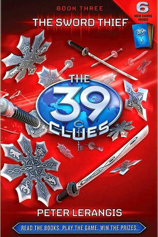 The 39 Clues #3: The Sword Thief PD