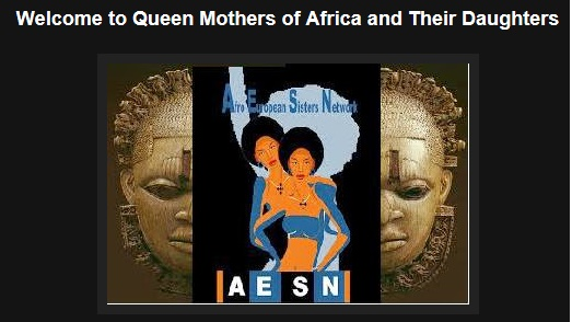 Queen Mothers of Africa and Their Daughters