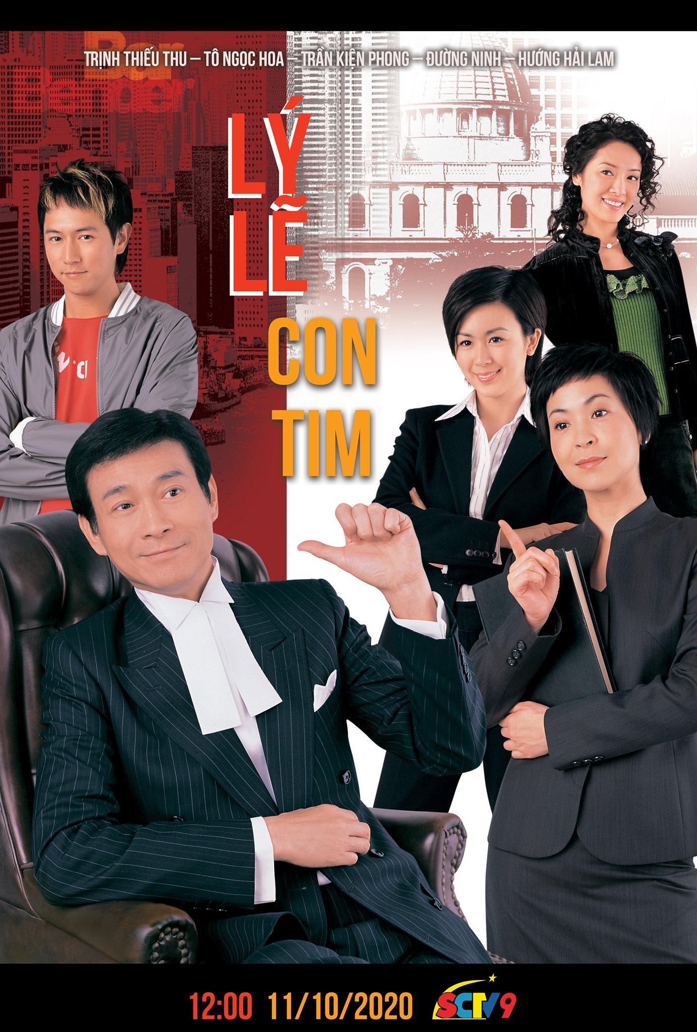 Lý Lẽ Con Tim - SCTV9 (2020)