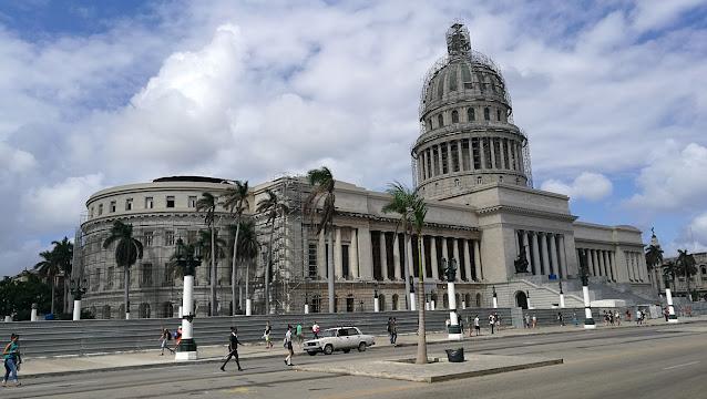 El Capitolio La Habana