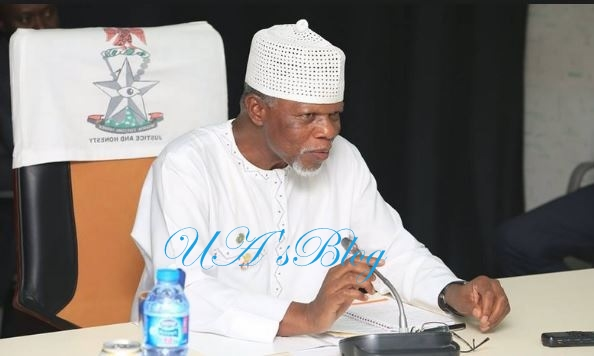 Nigeria Custom's Boss, Hameed Ali In Deep Mourning