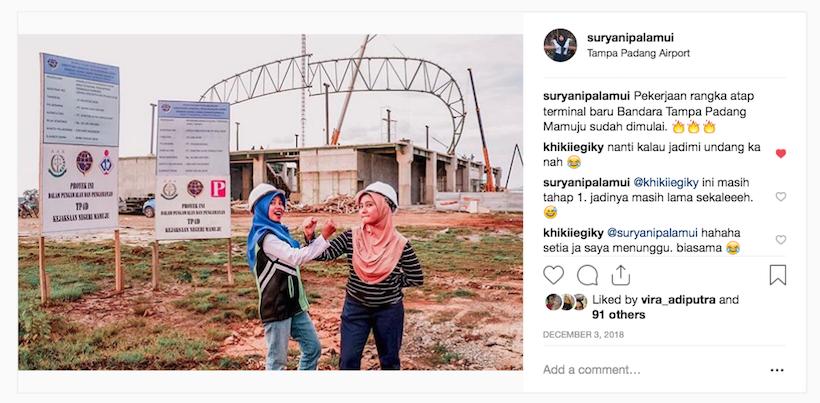 Pengalaman Kerja Jadi Arsitek di Bandara Mamuju Yanikmatilah Saja