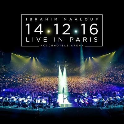 La sortie de l'album « 14.12.16 Live in Paris » nous rappelle à quel point l'énergie d'Ibrahim Maalouf est communicative et son talent est grand. #LACN