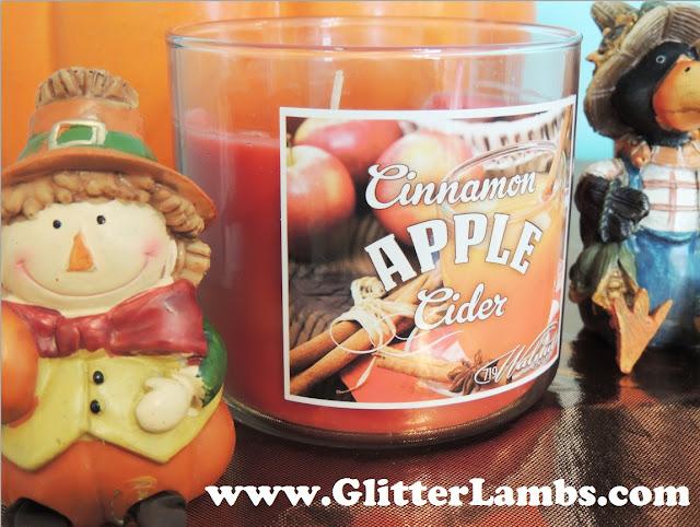 Cinnamon Apple Cider Candle by 719 Walnut Avenue