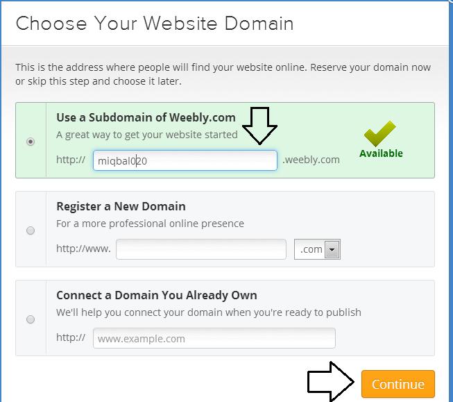 Cara Membuat Website Gratis di Weebly
