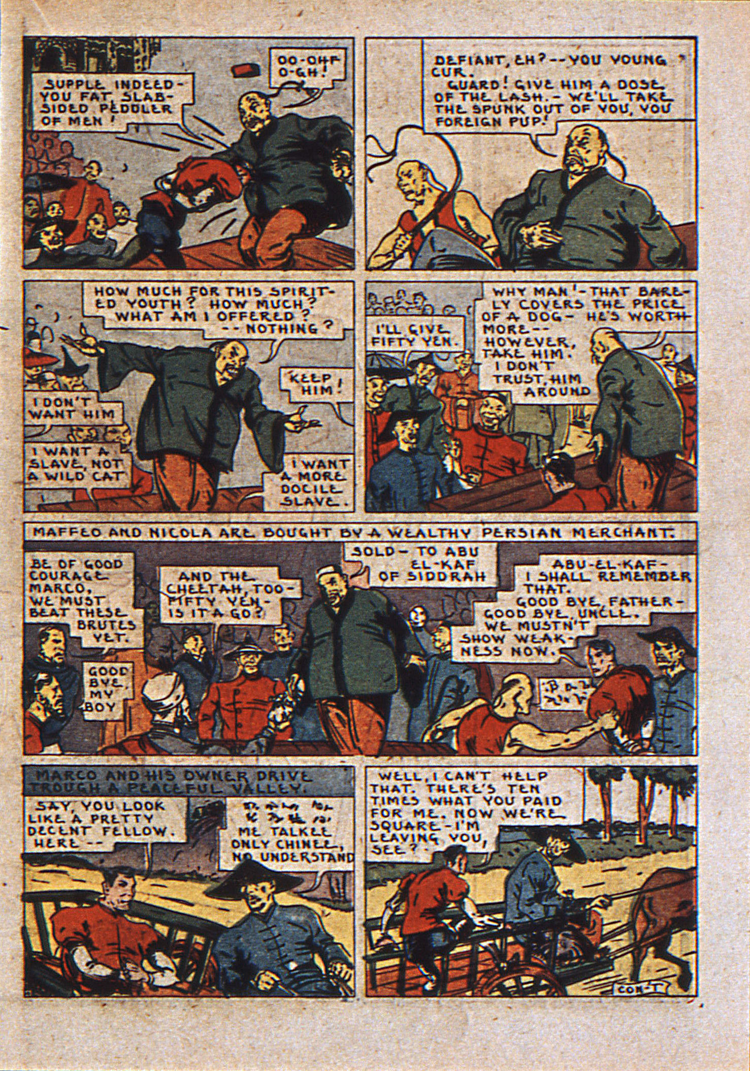Action Comics (1938) 13 Page 32