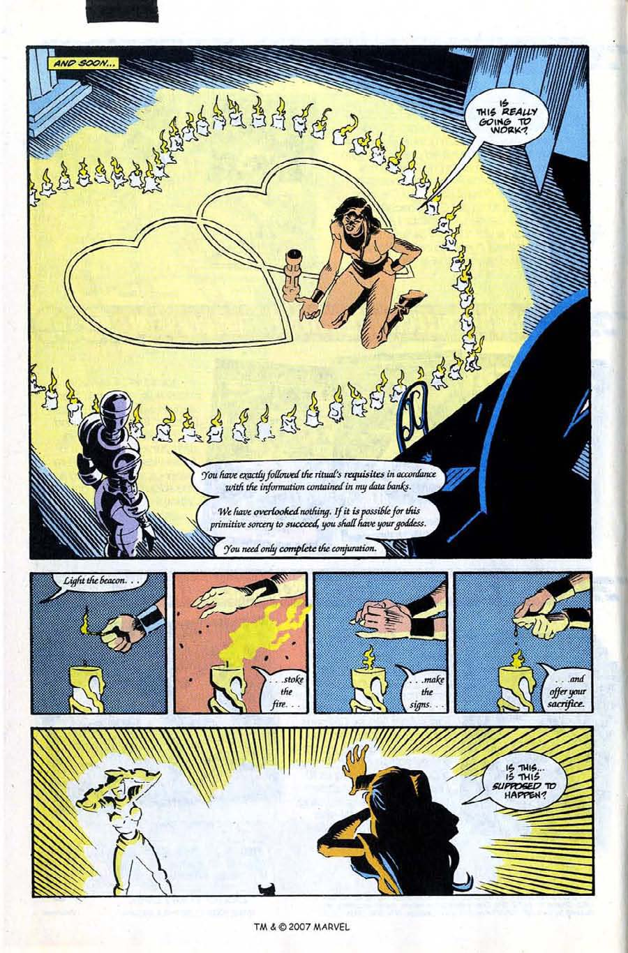 Silver Surfer (1987) issue 66 - Page 14