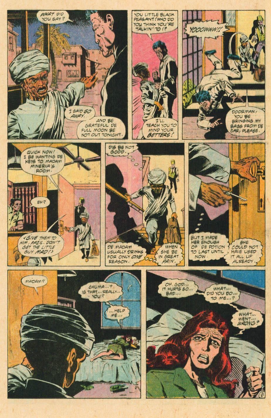 Read online Wonder Woman (1987) comic -  Issue #30 - 10
