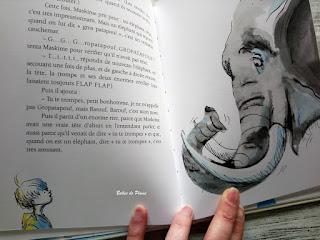 Maskime et les petites choses - Editions des Eléphants