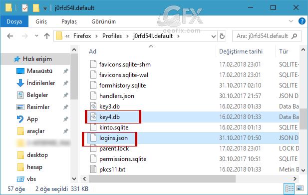 firefox parola yedekle-www.ceofix.com
