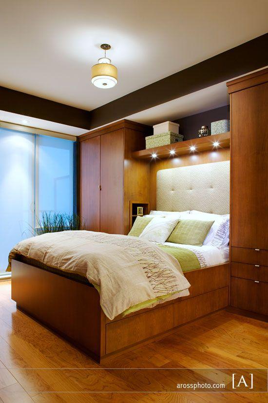 Bedroom Space Saving Ideas: +40 Space Saving Bedroom Furniture
